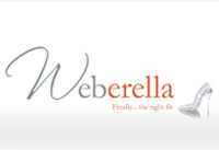 Client: Weberella Website Design<br/>Project:weberella.com<br/>Tools: Single Page Deisgn, xhtml, css3, javascript, jquery, portfolio, photoshop